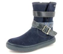 Stiefel Glori-Tex Leder blau
