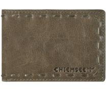 J88 Geldbörse Leder 105 cm grau