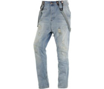 Brad Slim Fit Jeans blau