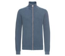 Strickjacke 'acid pique zip jacket'