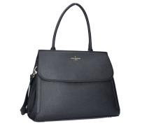 Amber Shopper Tasche 27 cm schwarz