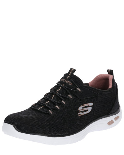 Sneaker 'Empire D'lux' hellpink / schwarz