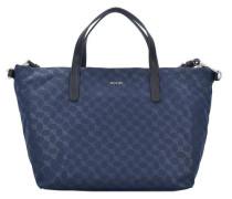 'Nylon Cornflower Helena' Handtasche blau
