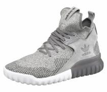 Sneaker Tubular X PK grau