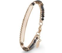Armband »2012504« braun / rosegold / schwarz
