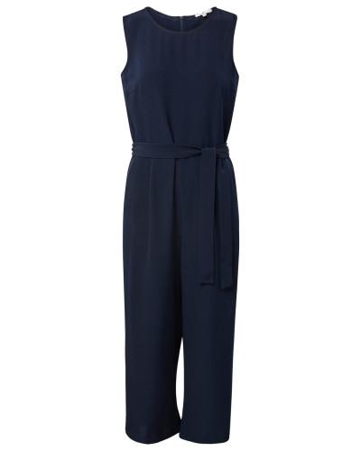 Overalls Culotte-Jumpsuit nachtblau