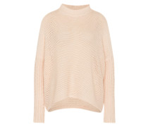 Oversized Pullover 'Nmvera' pink
