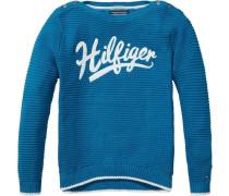 Pullover »Kessy BN Sweater L/s« blau