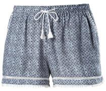 Sapphire Beach Shorts navy / weiß