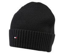 Mütze 'Pima' schwarz