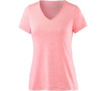 T-Shirt 'Salliamee' koralle / rosa