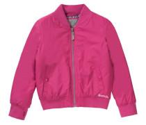 Übergangsjacke für Mädchen lila