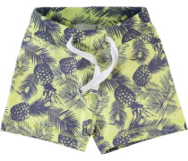 NAME IT Shorts nitiboson gelb