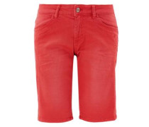 Smart Short: Coloured Bermuda rot