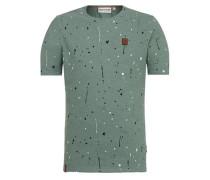 T-Shirt 'Ali Kurt Kral' grün
