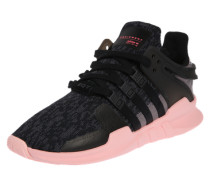 Niedrige Sneaker 'Equipment Support' rosa / schwarz