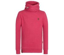 Hoody 'Palaverpimmelprinz Pimped II' pink
