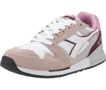 'I.c. 4000 Nyl II' Sneakers beere / altrosa
