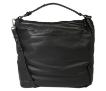 Hobo Bag 'Fifty' schwarz