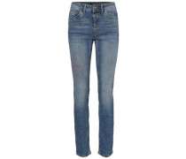 'Tammie NW' Straight Fit Jeans blau