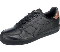 B.Elite Sneakers schwarz