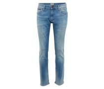 Jeans 'slim Scanton Dwlblst' blue denim