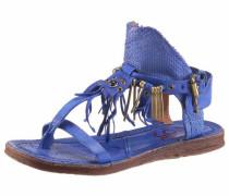 Sandale royalblau