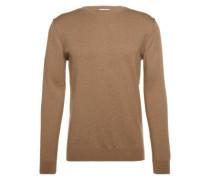 Pullover mit Kaschmir-Anteil sand