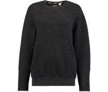 Sweatshirt 'LW Quilted' anthrazit