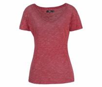 T-Shirt »Rowofe« rot