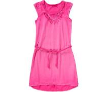 Kinder Jerseykleid Sula pink