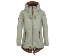 Female Jacket grün