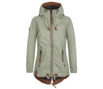 Female Jacket grün