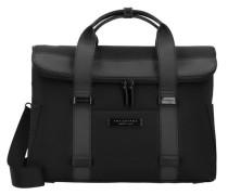 Rucksack 42 cm Laptopfach schwarz