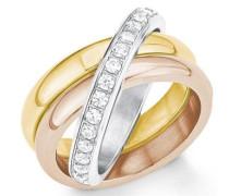 Fingerring gold / silber
