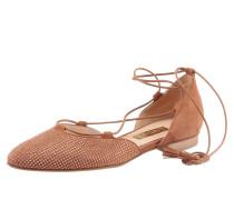 Ballerina cognac