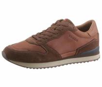 Sneaker »Edwin« braun
