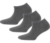 Socken 'Ida' dunkelgrau