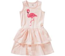 Kinder Jerseykleid rosa