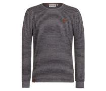Sweatshirt 'Hosenpuper Langen Iii' grau