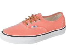 Authentic Sneakers orange