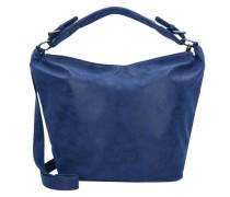 'Kacie Vintage' Schultertasche 48 cm blau