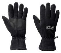 Fleecehandschuhe 'artist Glove' schwarz