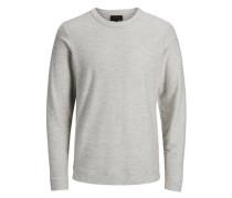 Klassisches Sweatshirt grau