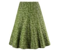 Trachtenrock mit schwingender Weite grün