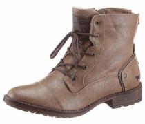 Shoes Schnürstiefelette braun / dunkelbraun