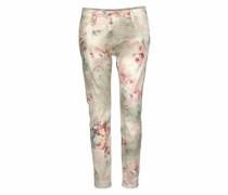 Jeans Boyfriend-Hose 'p78A' beige / mischfarben