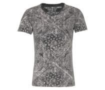 Shirt 'T Mexico' schwarz