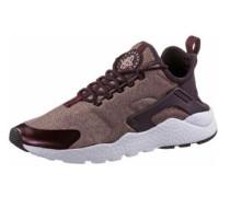 Sneaker 'air Huarache RUN Ultra' beere / pinkmeliert