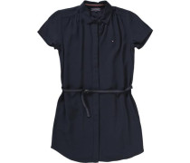 Kinder Kleid navy